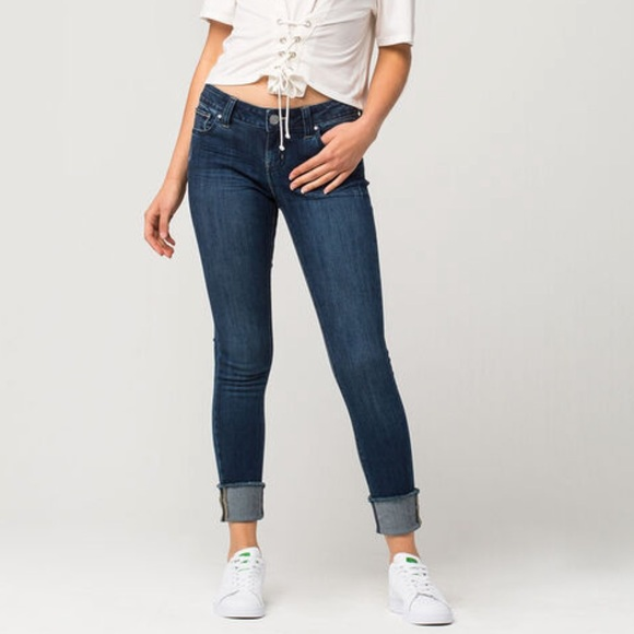 RSQ Denim - RSQ Melrose Cuff Ankle Jeans